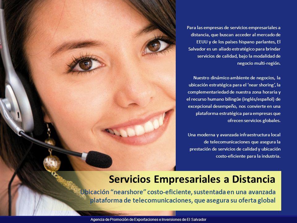 Servicios Empresariales a Distancia