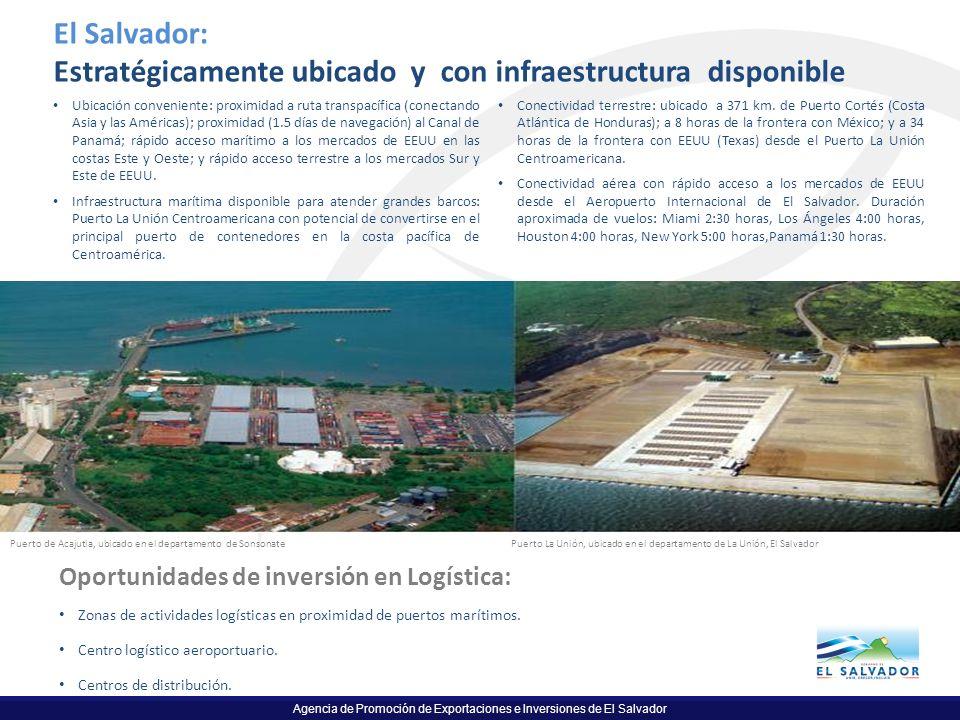 Estratégicamente ubicado y con infraestructura disponible