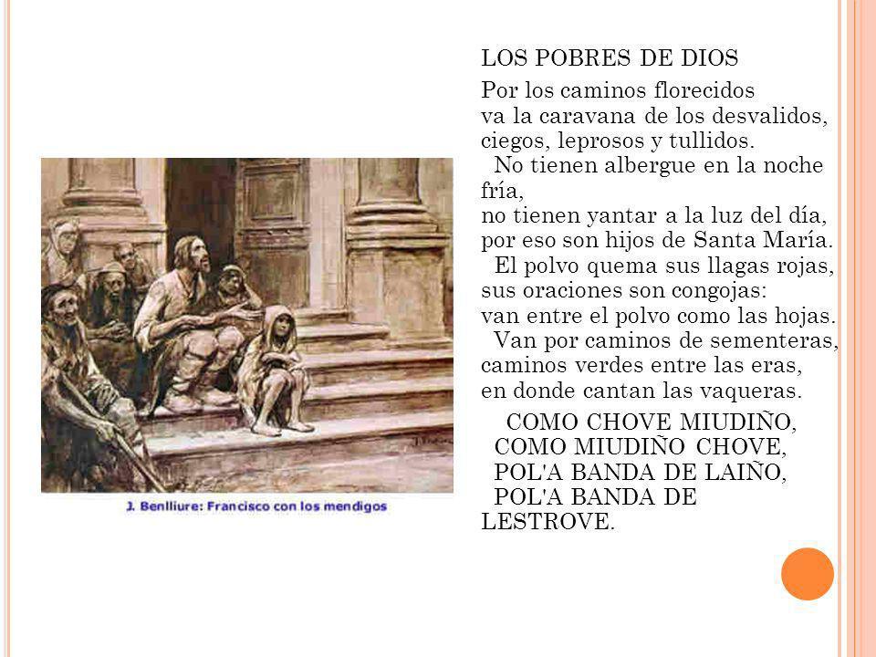 LOS POBRES DE DIOS