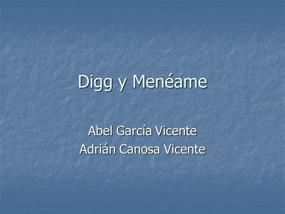 Abel García Vicente Adrián Canosa Vicente