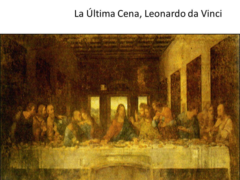 La Última Cena, Leonardo da Vinci