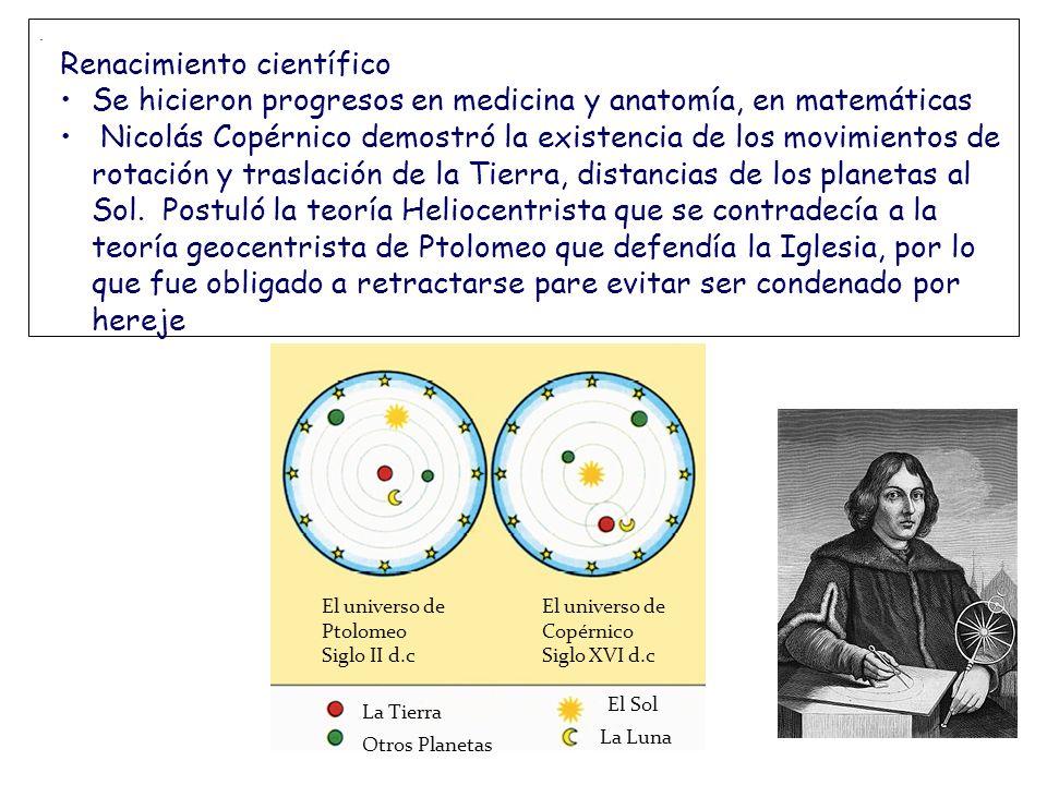 Renacimiento científico