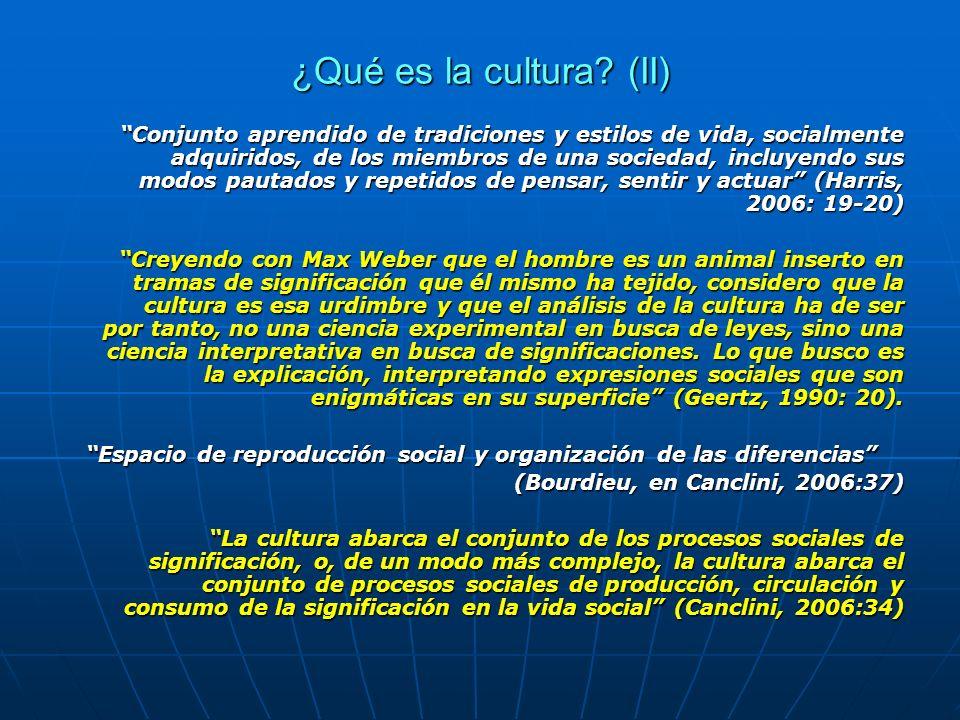 Espacio de reproducción social y organización de las diferencias