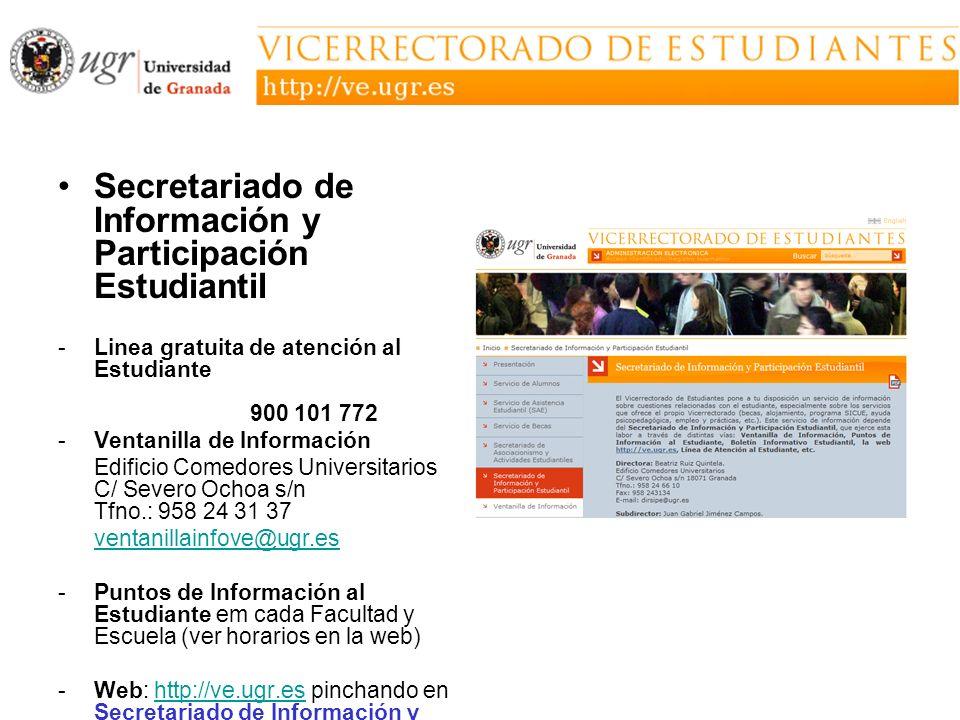Secretariado de Información y Participación Estudiantil