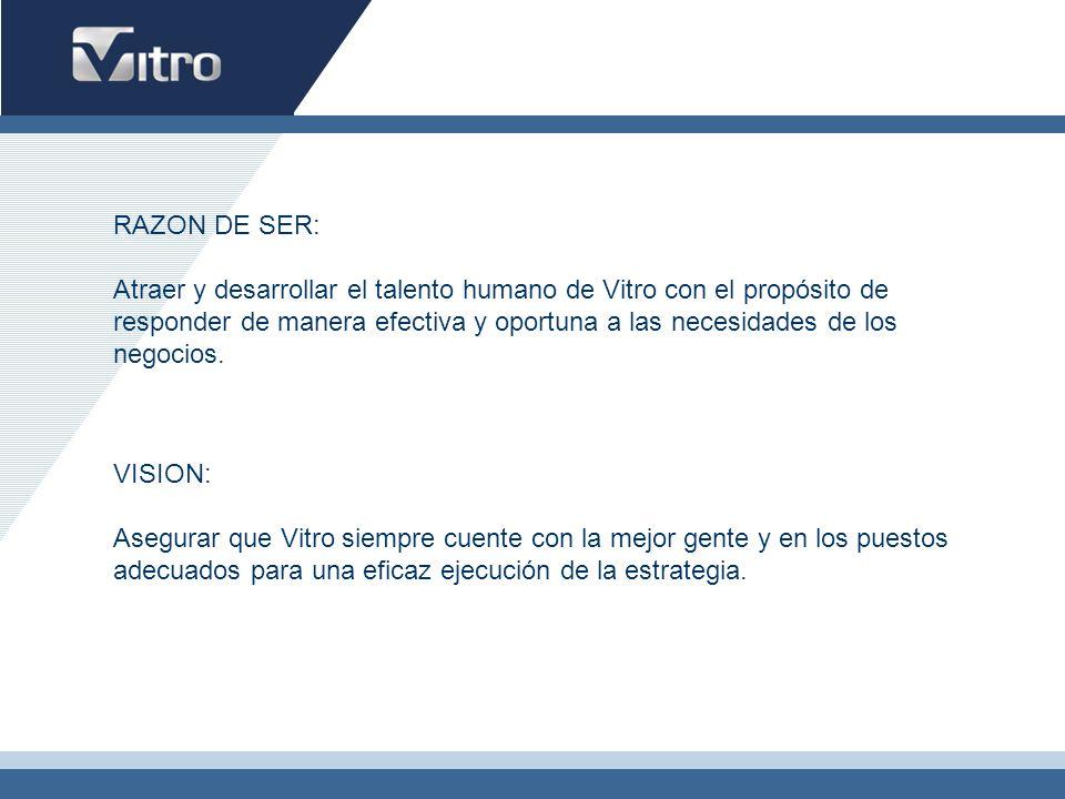 RAZON DE SER: