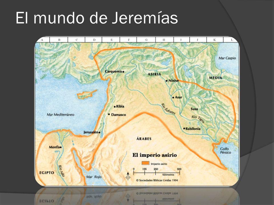 El mundo de Jeremías