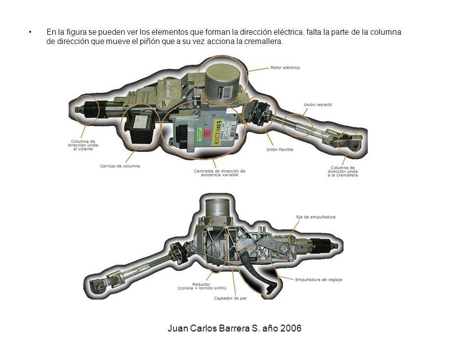 Juan Carlos Barrera S. año 2006