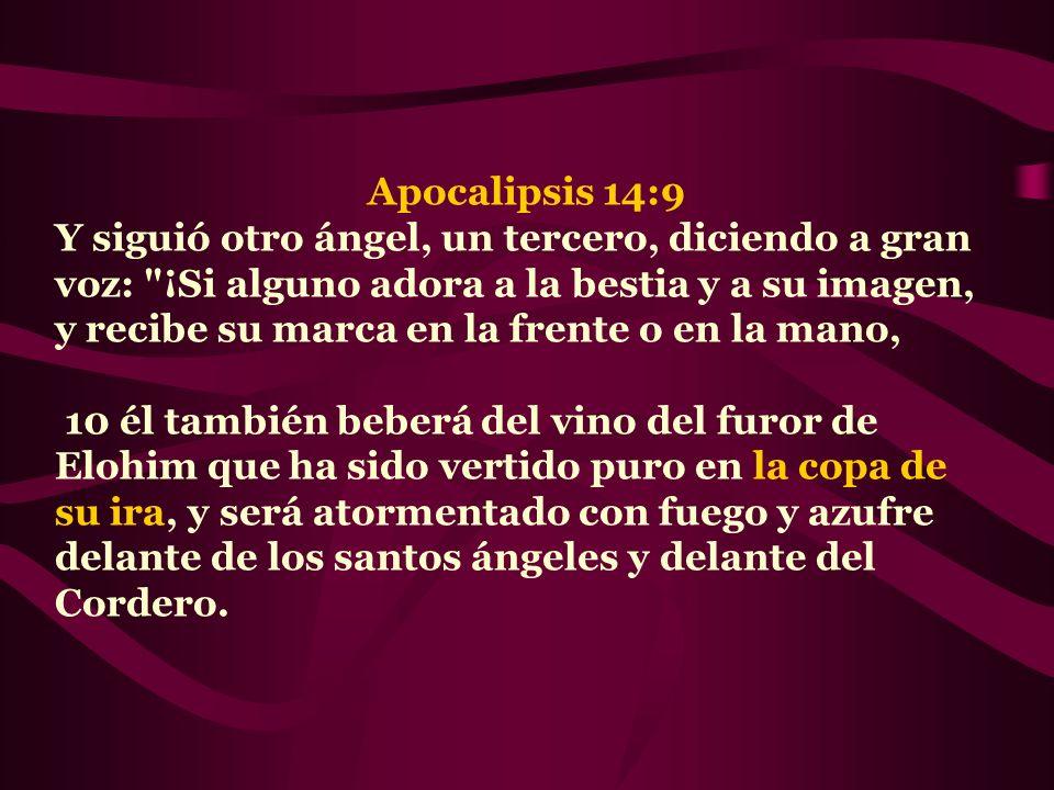 Apocalipsis 14:9