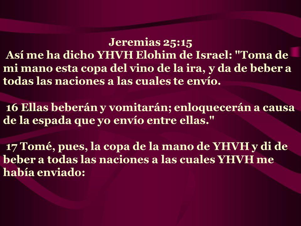 Jeremias 25:15