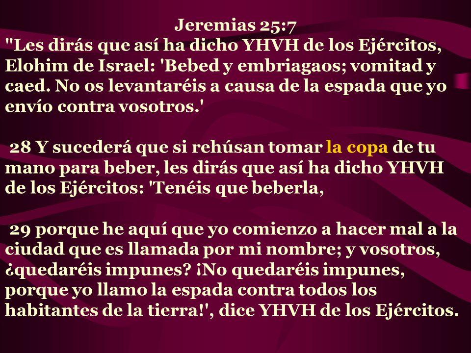 Jeremias 25:7