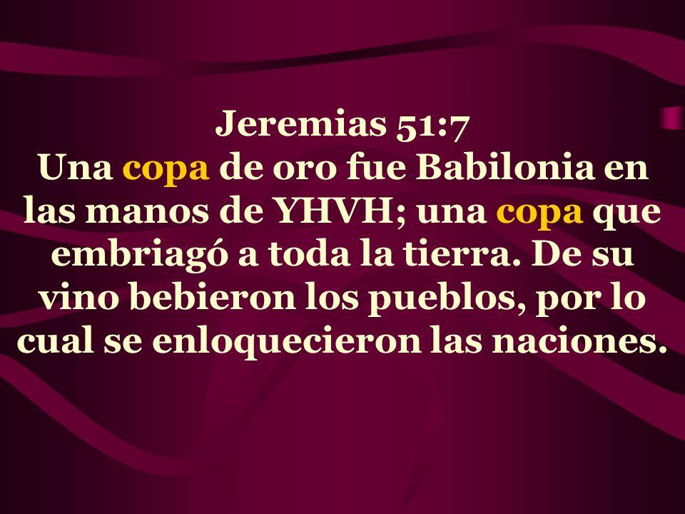 Jeremias 51:7