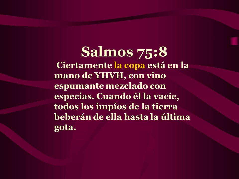Salmos 75:8