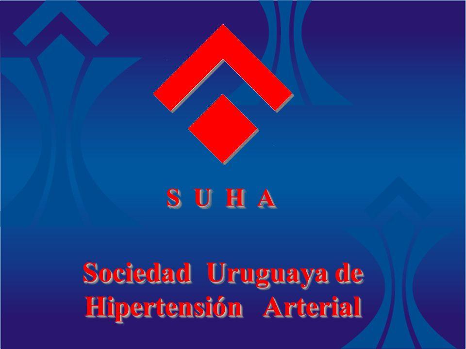 Sociedad Uruguaya de Hipertensión Arterial