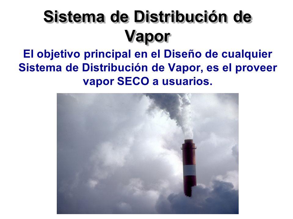 Sistema de Distribución de Vapor