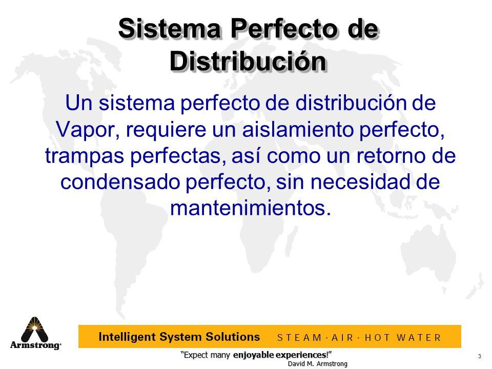 Sistema Perfecto de Distribución