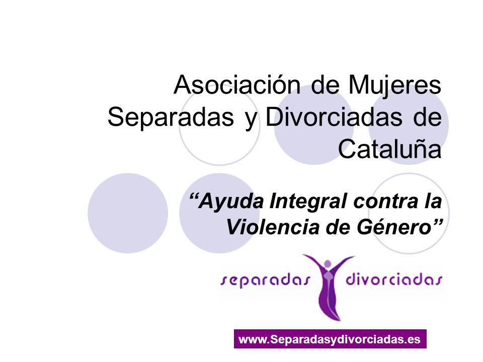 Asociación de Mujeres Separadas y Divorciadas de Cataluña