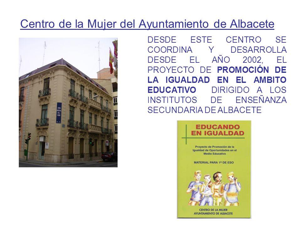 Centro de la Mujer del Ayuntamiento de Albacete