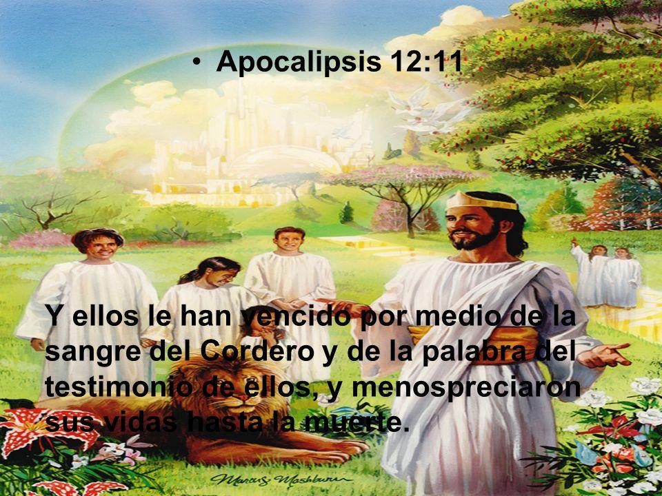 Apocalipsis 12:11
