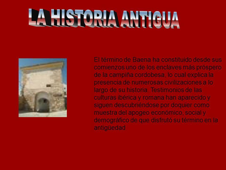 LA HISTORIA ANTIGUA