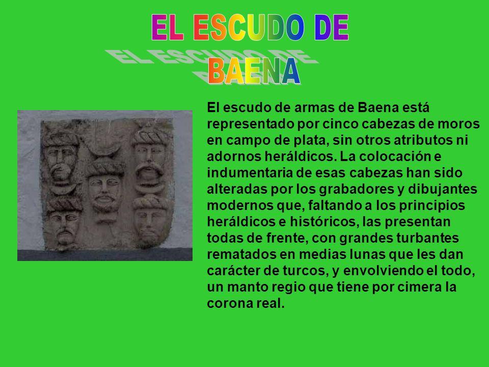 EL ESCUDO DE BAENA.