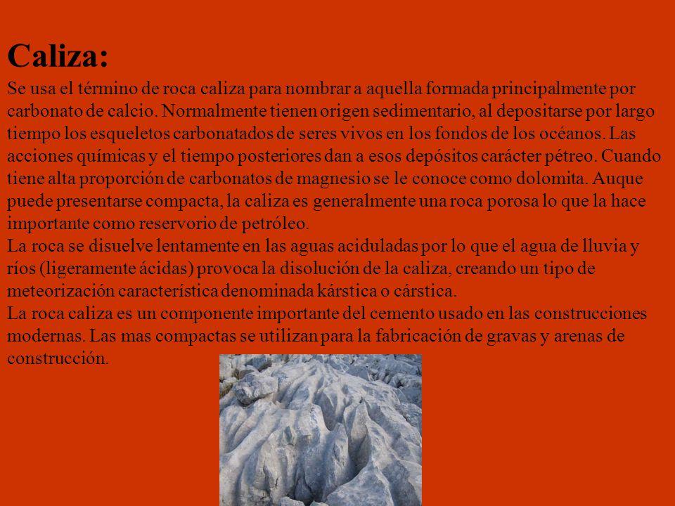 Caliza: