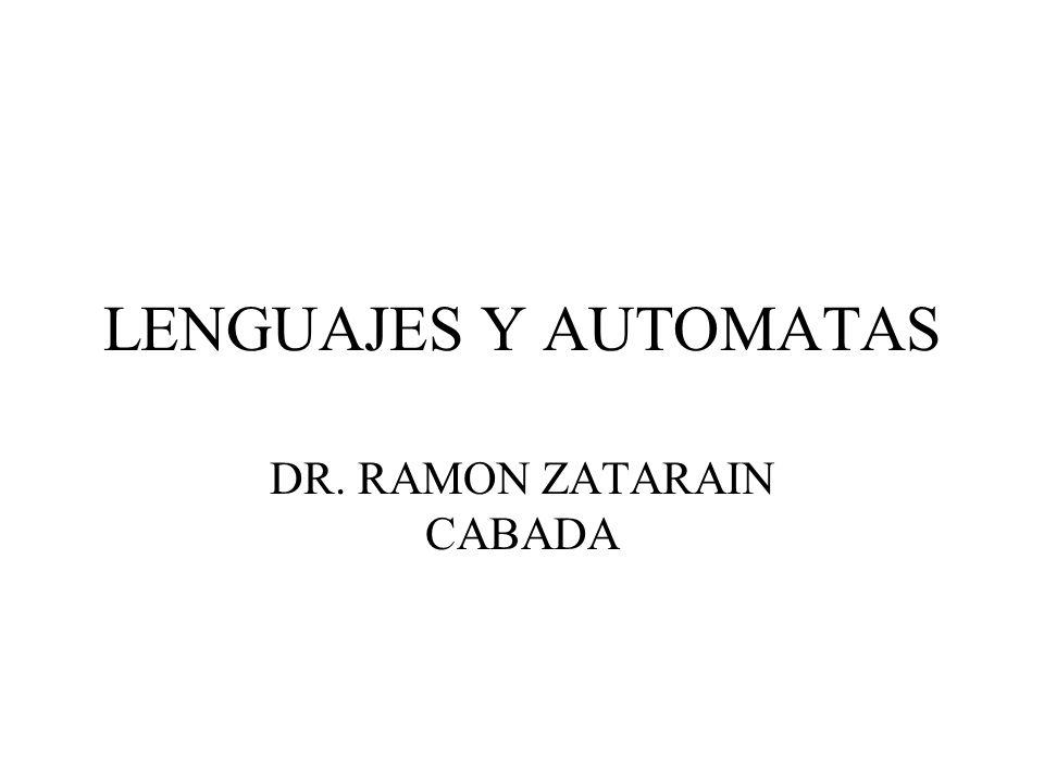 DR. RAMON ZATARAIN CABADA