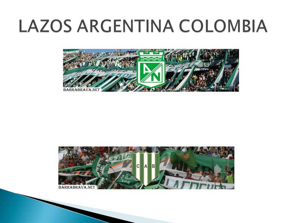 LAZOS ARGENTINA COLOMBIA