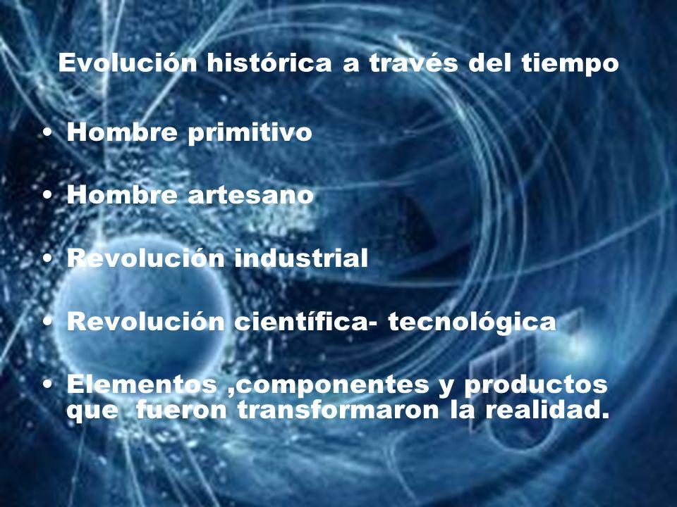 Evolución histórica a través del tiempo