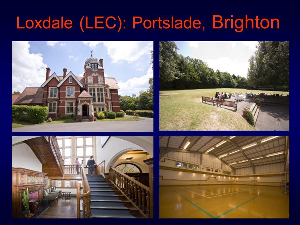 Loxdale (LEC): Portslade, Brighton