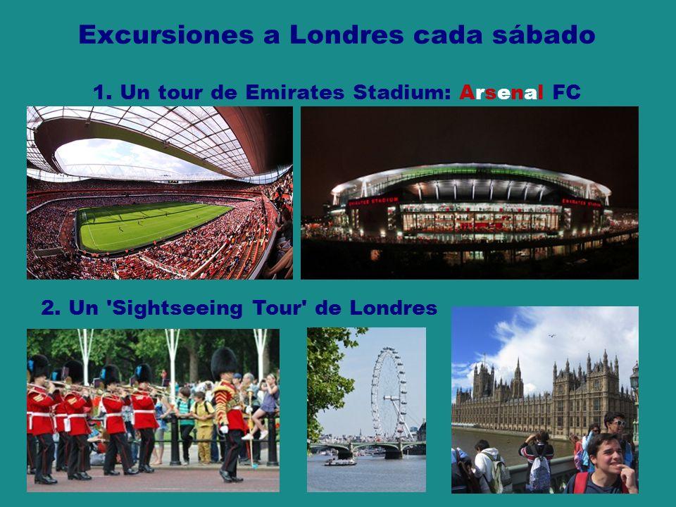 Excursiones a Londres cada sábado 1