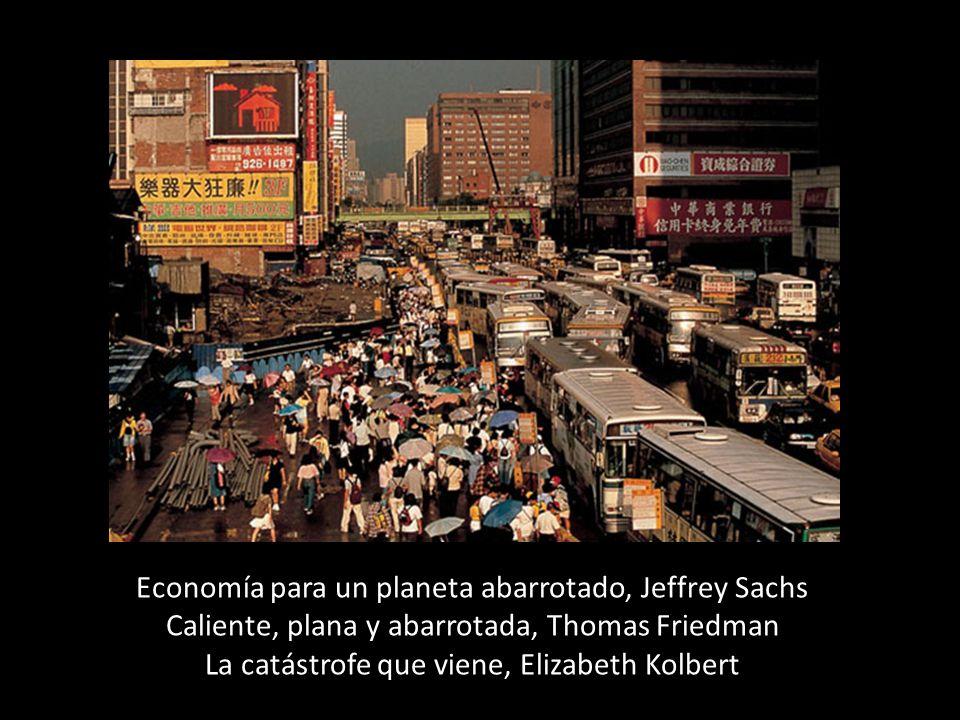 Economía para un planeta abarrotado, Jeffrey Sachs