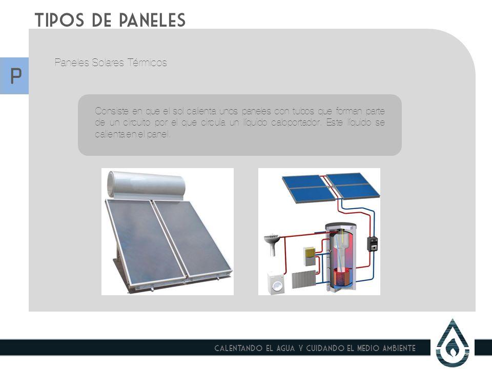 Calentando el agua y cuidando el medio ambiente ppt - Tipos de paneles solares ...