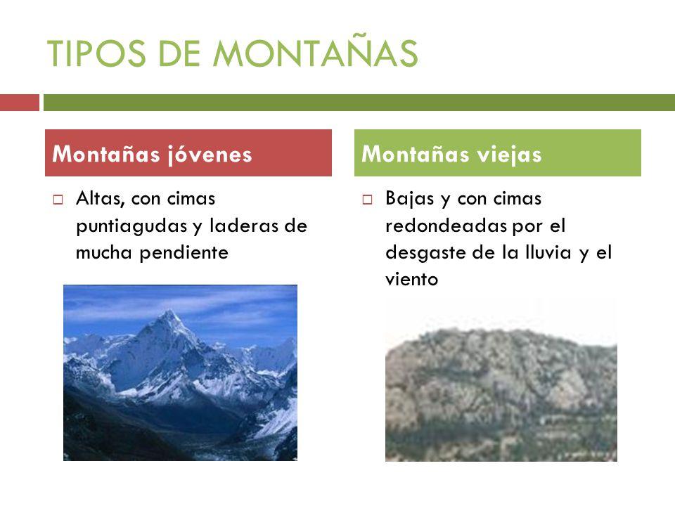 Presentaci n para 3 de primaria in s rozas vald s ppt - Tipos de paisajes ...