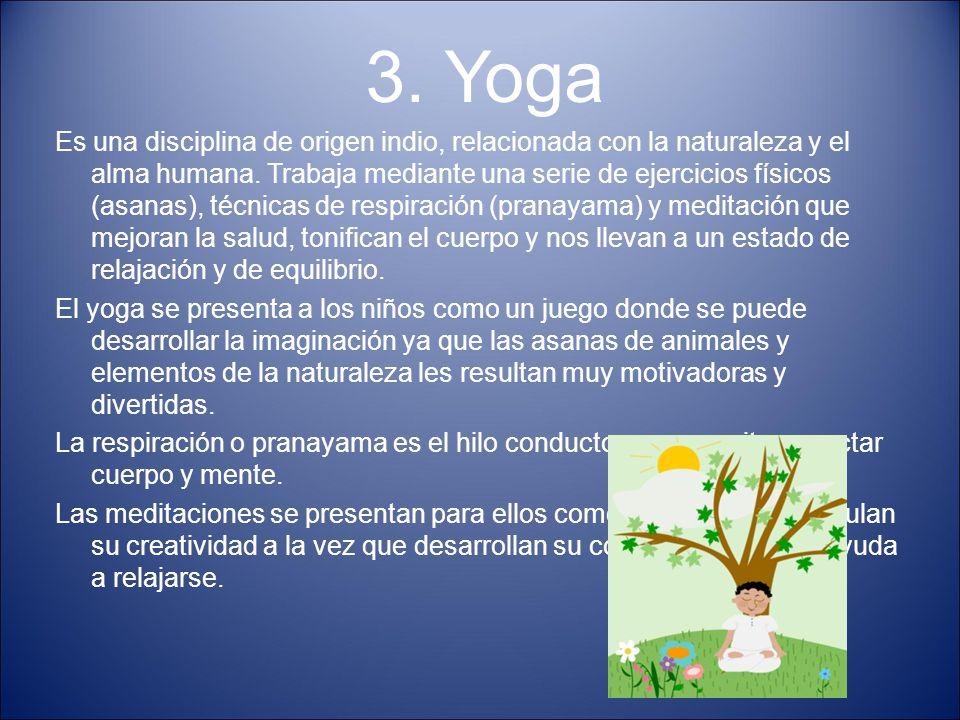 3. Yoga
