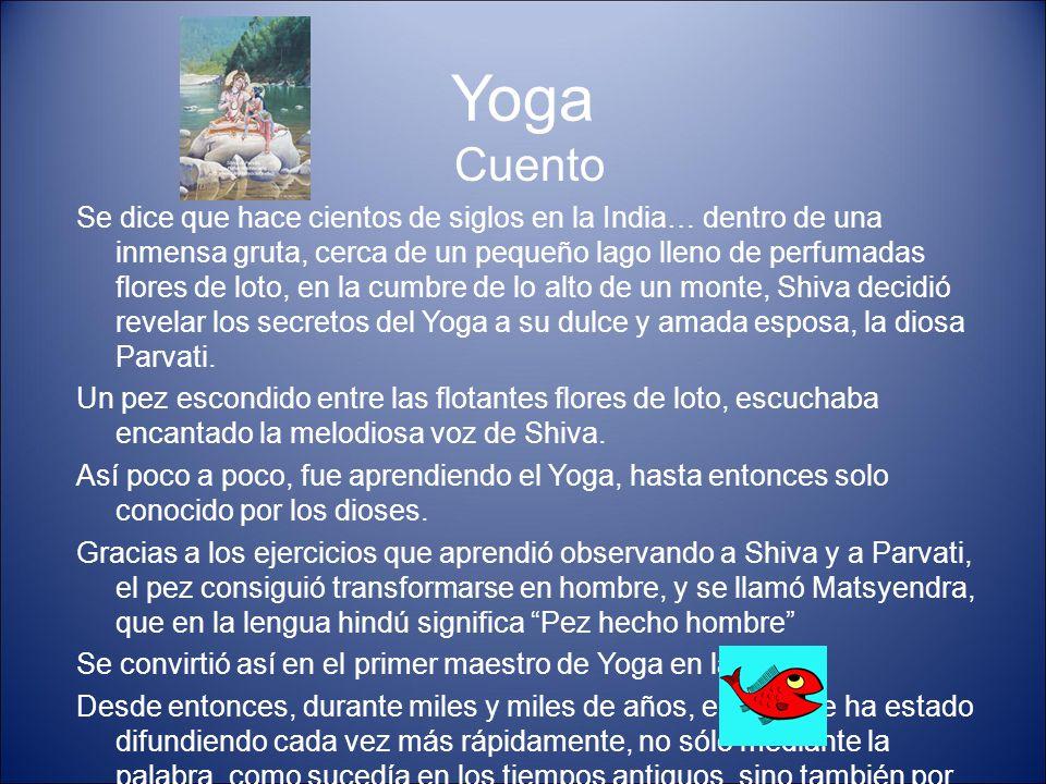 Yoga Cuento.