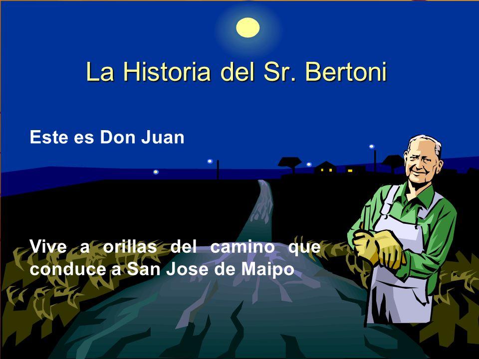La Historia del Sr. Bertoni