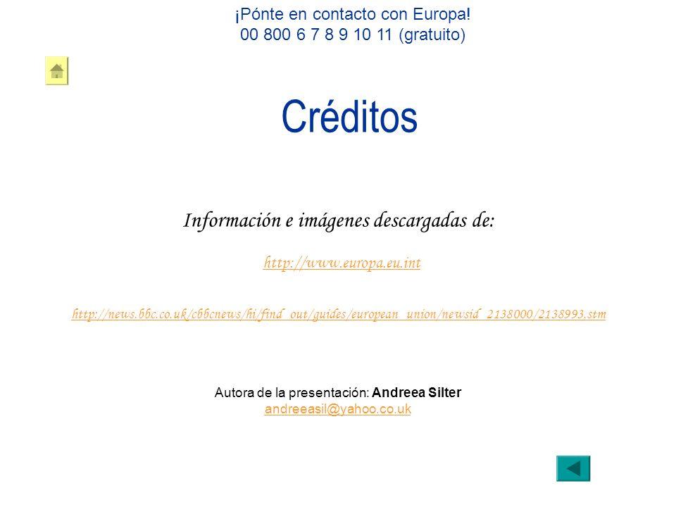 Créditos http://www.europa.eu.int