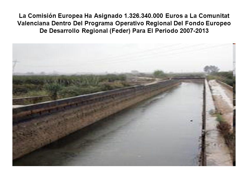 La Comisión Europea Ha Asignado 1. 326. 340