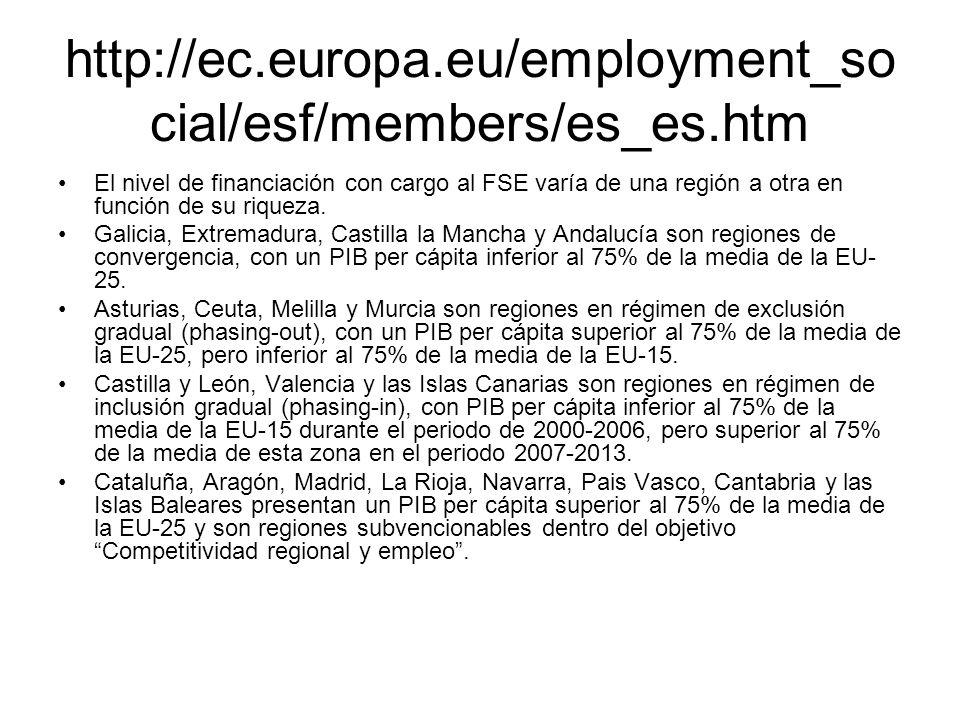 http://ec.europa.eu/employment_social/esf/members/es_es.htm