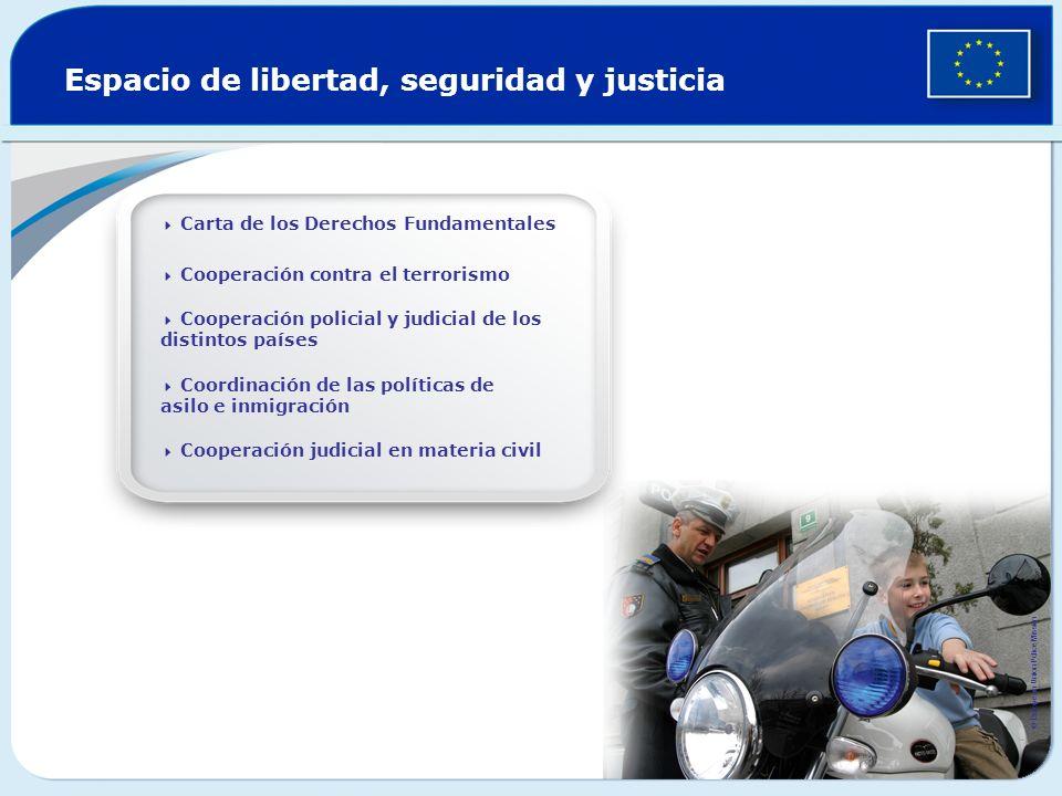 Espacio de libertad, seguridad y justicia
