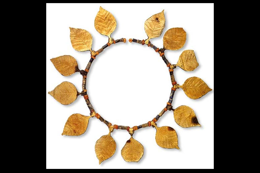 Wreath Ur, Iraq, ca.2650–2550 B.C.