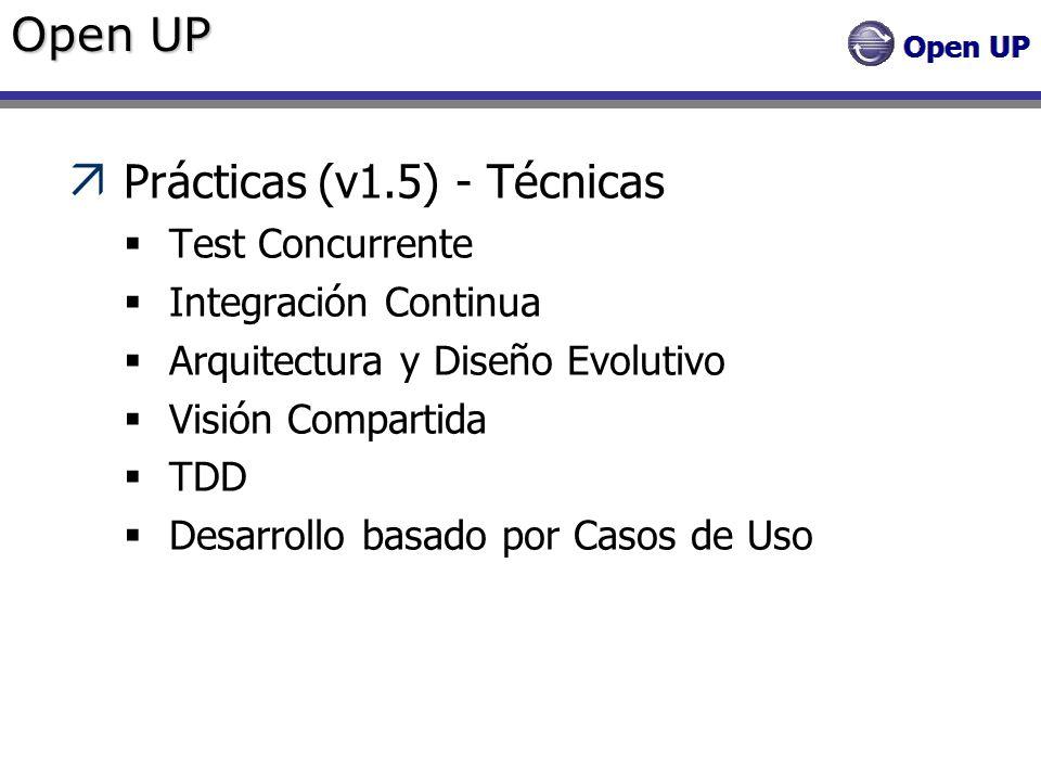 Prácticas (v1.5) - Técnicas