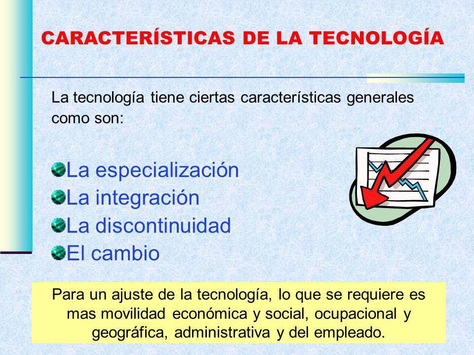 Gesti n de ciencia y tecnolog a ppt video online descargar for Cuales son las caracteristicas de la oficina
