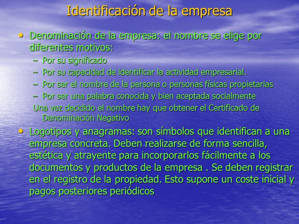Como registrar un nombre de empresa definiciones y diferencias identificaci 243 n de la empresa - Nombres originales empresas ...
