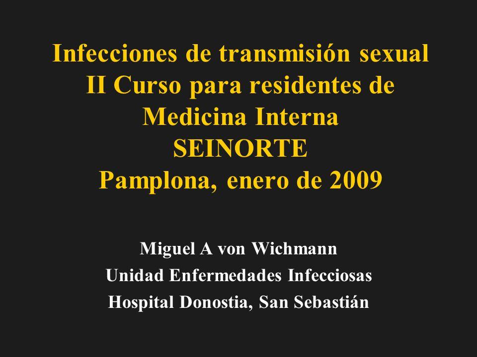 Unidad Enfermedades Infecciosas Hospital Donostia, San Sebastián