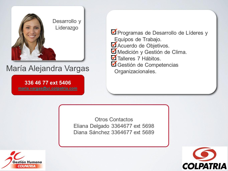 María Alejandra Vargas