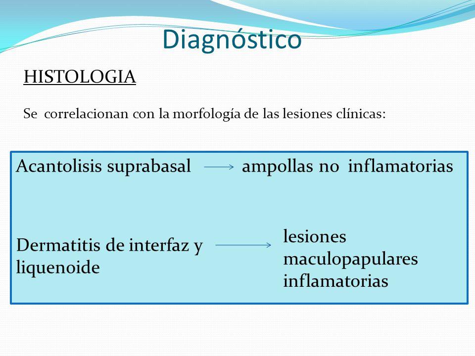 Diagnóstico HISTOLOGIA