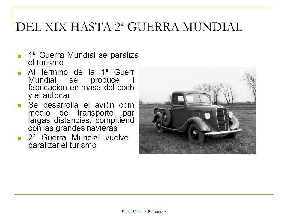 DEL XIX HASTA 2ª GUERRA MUNDIAL