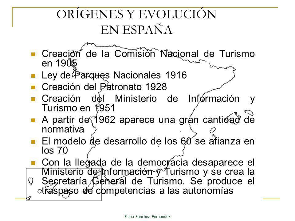 ORÍGENES Y EVOLUCIÓN EN ESPAÑA
