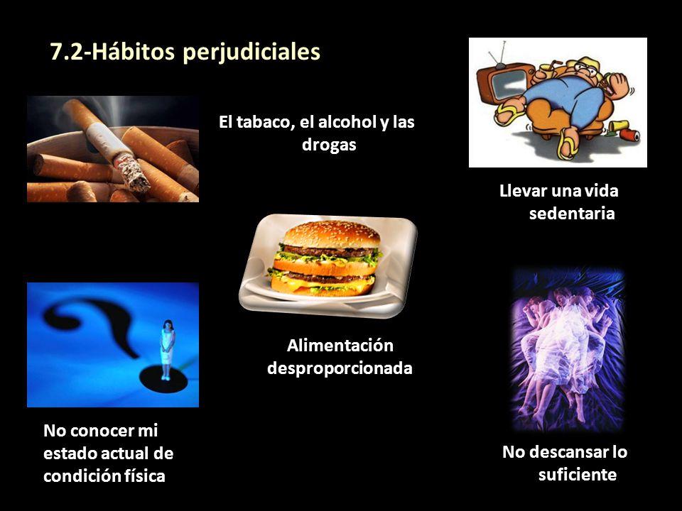 7.2-Hábitos perjudiciales